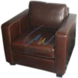 Leather Single Corner Sofa Model pictures & photos