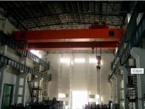 Double Girder Bridge Mobile Crane pictures & photos
