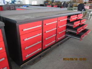 china heavy duty work bench, 10ft metal work bench, metal drawer