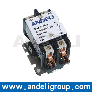 High Quality Electric AC Contactor (CJX9) pictures & photos