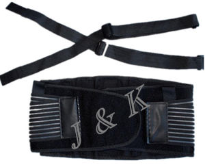 Suspenders Detachable Waist Support Belt (JK38108) pictures & photos