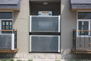Horizontal Type Heat Pipe Solar Collector for Balcony pictures & photos