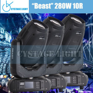 New Product Hot Sell 10r 280W Beam Moving Head