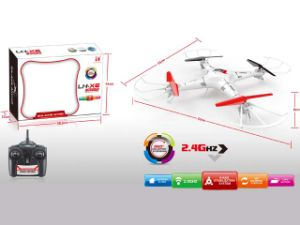2.4G 4-Axis RC Drone with HD Camera and Gyro En71 pictures & photos