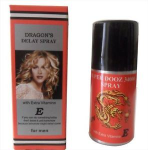 Men Super Dragon Delay Spray with Vitamin E pictures & photos