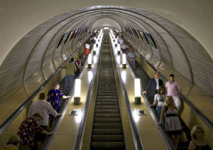 Aksen Escalator Heavy Duty High Rise