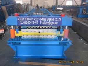 Two Trapezoidal Model Forming Machines pictures & photos