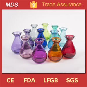 Home Goods Decorative Vintage Colored Glass Vases Wholesale pictures & photos