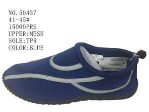 Blue Color Men Mesh Casual Shoes pictures & photos
