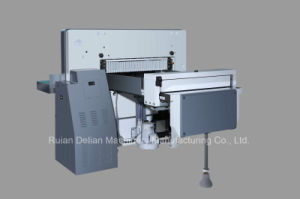 Automatic Cutting Machine with Double Hydraulic pictures & photos