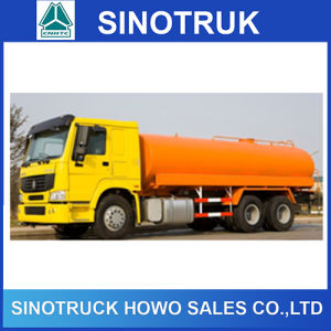 Sinotruk 6X4 336HP 16cbm Oil/Fuel Tanker Truck pictures & photos