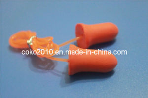 Soft Wearing Ball Shape Foam PU Earplug pictures & photos