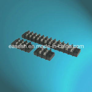 Factory Price Tb Series Barrier Strip Terminal Blocks with Cover pictures & photos