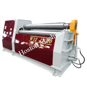 Hydraulic Plate Rolling Machine for Steel, Aluminum and So on