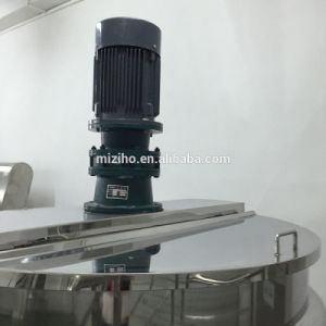 1000L 3 Layers Electric Heating Soap Mixing Machine pictures & photos