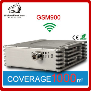 Cell Phone Signal Boosters Amplifiers 3G GSM 900 Coverage 1000-1500 Wolvesfleet pictures & photos