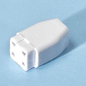 china socket for 4 pin uv lamp china connector. Black Bedroom Furniture Sets. Home Design Ideas