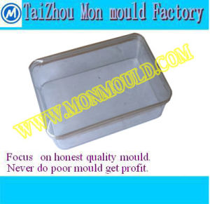Plastic Injection Transparent Case Mold pictures & photos