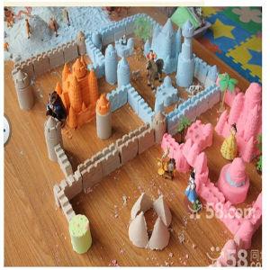 Flow Slow Move Color Modeling Magic Sand pictures & photos