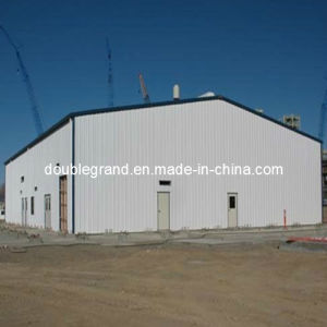 Portable Prefabricated Steel Structure for Warehouse/Workshop (DG3-002) pictures & photos