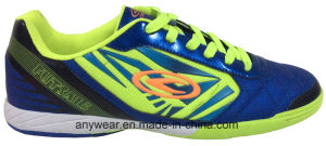 Men′s Indoor Soccer Shoes with Rubber Outsole Football Boots (815-9457) pictures & photos