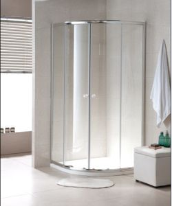 Professional Manufacturer of Tempered Glass Shower Enclosure (A11) pictures & photos
