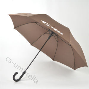 "23"" Lightweight Fiberglass Advertising and Promotion Umbrella with Logo (YSS0124) pictures & photos"