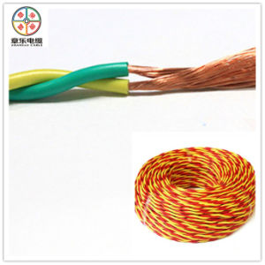 PVC Copper Wire Twisted Electric Wire (300/300V) pictures & photos