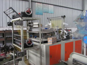 High-Speed Computer Control Double Lines Bag-Making Machine pictures & photos