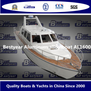 Bestyear Aluminum Alloy Boat Al1600 pictures & photos