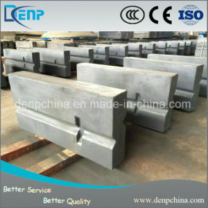 High Quality Cr26 Blow Bar for Impact Crushers pictures & photos