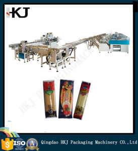 Full-Automatic Long Pasta Packing Machine with 8 Lines pictures & photos