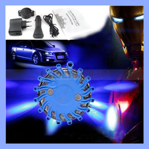 9 in 1 Rechargeable LED Safety Car Auto Emergency Vehicle Strobe Sos Warning Lights pictures & photos