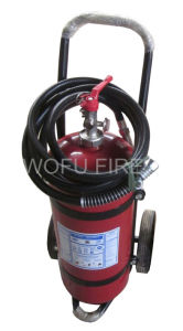 25kg ABC Trolley Fire Extinguisher (MFTZL25) pictures & photos