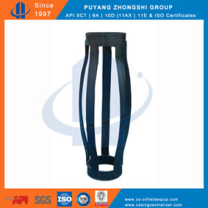 API 10d Bow Spring Casing Centralizer, Flexible Welded Centralizer pictures & photos