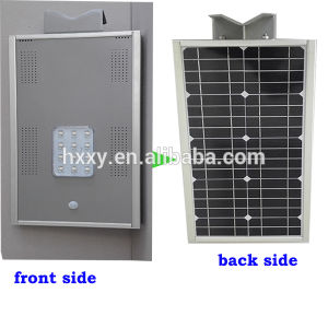 All in One Design LED Light 6W-20W Solar Garden Light pictures & photos