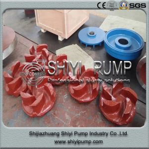 Centrifugal Slurry Water Treatment Slurry Pump Spare Parts pictures & photos