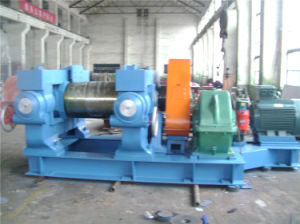Waste Tire Recycling Rubber Powder Machine pictures & photos