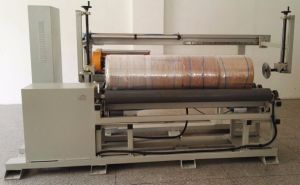 Customized Wrapping Roll Stretch Film Machine/Paper Roll Stretch Wrapper pictures & photos