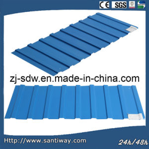 Low Price Corrugated Zinc Steel Roof Sheets pictures & photos