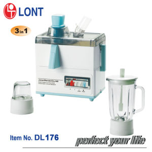 3*1 Blender Juicer Food Processor