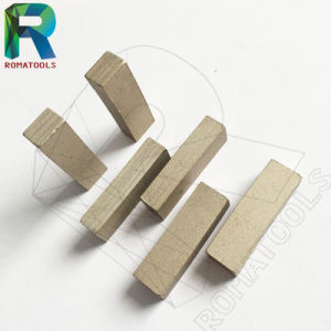 Diamond Segments for Granite Marble Limestone Block Cutting pictures & photos