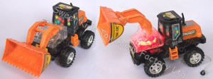 Light up Build Truck Toy Candy (110527) pictures & photos