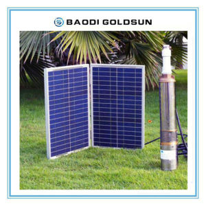 High Power Solar Water Pump System with Solar PV Panel, Solar Submersible Water Pump pictures & photos