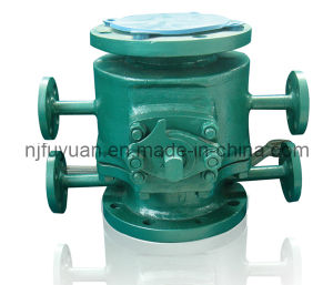 PTFE Lined Insulation Ball Valve pictures & photos