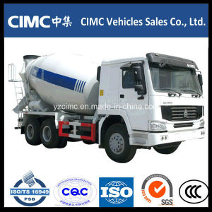 HOWO Concrete Mixer Truck / Concrete Mixer pictures & photos