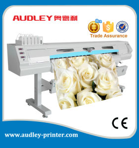Digital 1.8m Printing Width Eco Solvent Printer /Outdoor Inkjet Printer pictures & photos