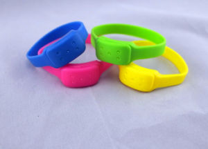 Mosquito Repellent Bands Bracelet Waterproof Defence Mosquitoes Guard pictures & photos
