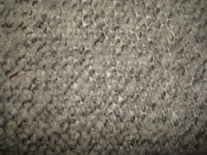 Wool Blenched Terry Ball Fleece Heather Jersey Fabric pictures & photos