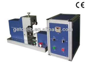 Desk-Top Semi-Auto Grooving Machine for Various Cylinder Cell - Gn-500 pictures & photos